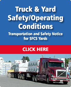 Transportation and Safety Notice for SFCS Yards